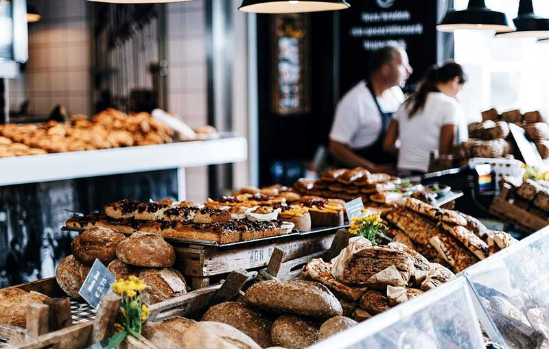 Kaffeevollautomaten für Bäckereien