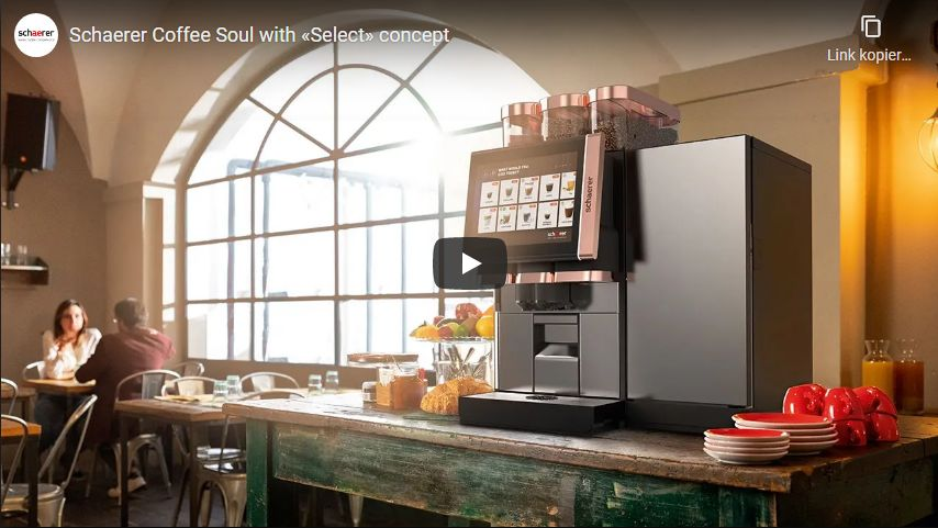 Video Schaerer Coffee Soul Select